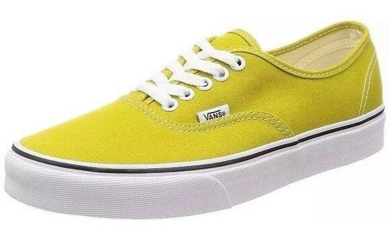 Tênis Vans Authentic Verde Tamanho 35