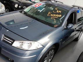 Renault Megane Grand Tour 1.6 Dynamique Hi-flex 5p