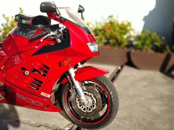 Rf900r Original/aceito Troca Por Moto Menor Cilindrada