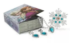 Jogo De Beleza Diário Secreto Frozen 27433 - Toyng