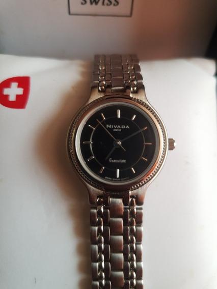 Reloj Nivada Executive Para Dama