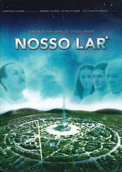 Nosso Lar - Dvd - Renato Prieto - Chico Xavier - Inez Viana