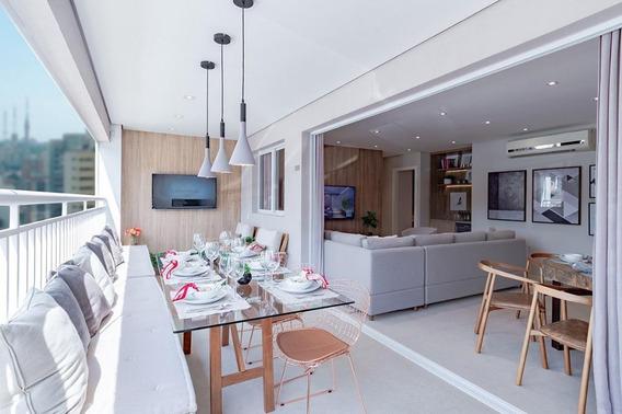 Apartamento Em Tatuapé, São Paulo/sp De 102m² 3 Quartos À Venda Por R$ 809.000,00 - Ap423613