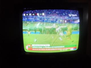 Televisor Color Philco 14 Pulgadas Con Control Rem Funciona