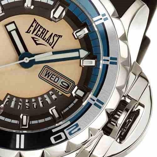 Relógio Everlast Masculino Analógico E238 Original Barato