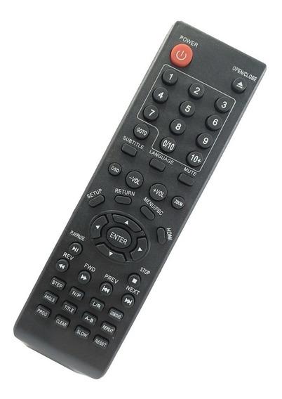 Controle Remoto Dvd Cce Dvd-900 Hdmi