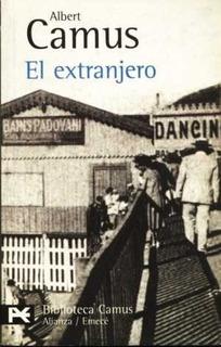 El Extranjero - Albert Camus - Por Flores Centro