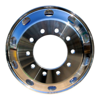 Llanta De Aluminio Americana 8.25x22.5 Para Camion