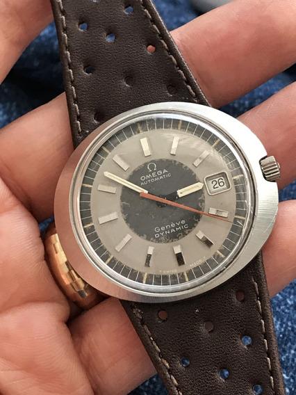 Relógio Omega Automatico Dynamic 41 Mm - 13 Anos No M Livre