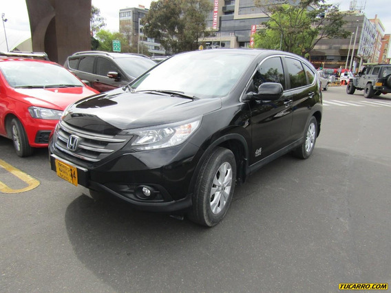 Honda Cr-v Ex L 2.4 At