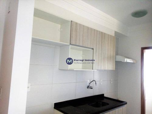 Imagem 1 de 23 de Apartamento Para Alugar, Local Privilegiado 50m², 2 Quartos Campolim Sorocaba-sp- - Ap1200