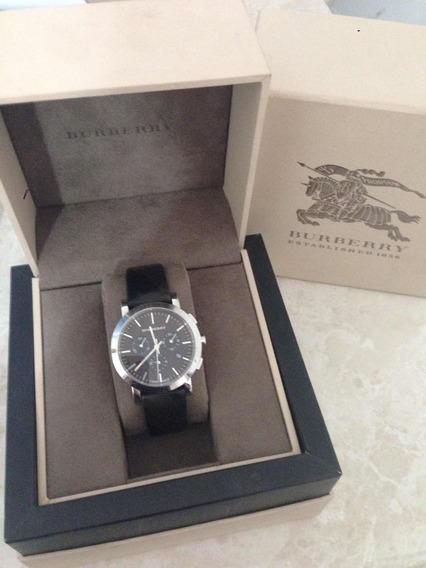 Reloj Burberry Con Cronógrafo