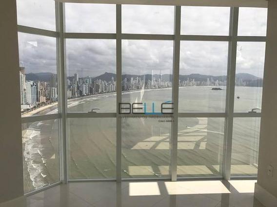 Cobertura Com 6 Dormitórios À Venda, 490 M² Por R$ 19.500.000 - Centro - Balneário Camboriú/sc - Co0003