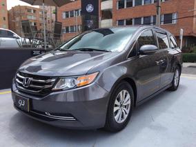 Honda Odyssey Exl At 3500cc