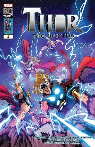 Thor The Worthy #1 (2019) Marvel