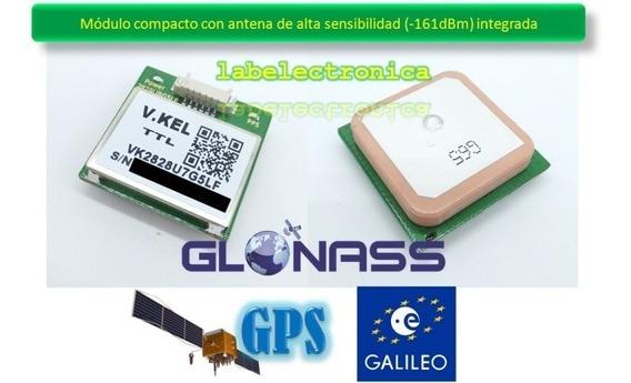Módulo Posicionamiento Global Gps + Glonass + Galileo Ttl
