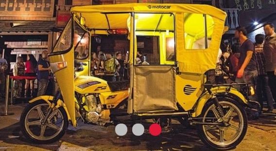 Triciclo Motocargo (tuk-tuk ) Com Garantia