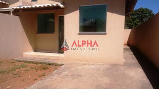 Casa Com 3 Quartos Para Comprar No Bom Jardim Em Mário Campos/mg - 4334