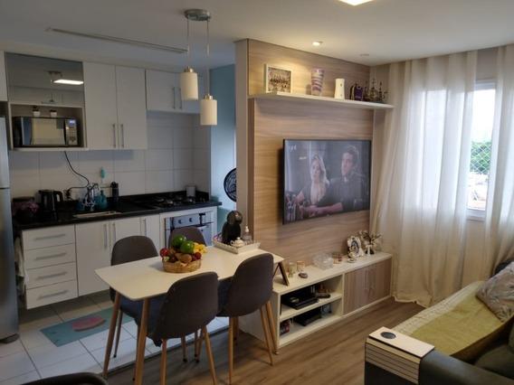 Apartamento Completo C/ Móveis Planejados, Pias, Ilumiação