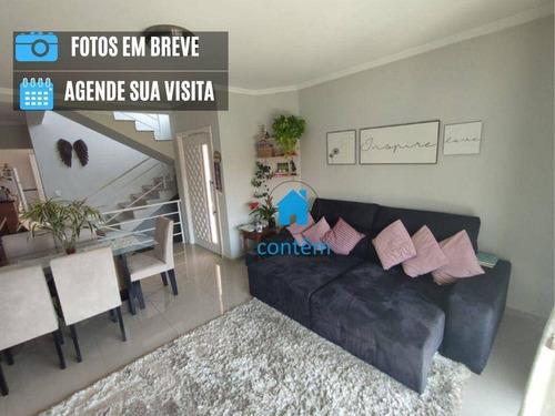 Imagem 1 de 5 de Sobrado Com 3 Dormitórios À Venda, 152 M² Por R$ 490.000,00 - Raposo Tavares - Vargem Grande Paulista/sp - So0203