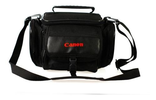 Bolsa Bag Canon Para Câmera E Acessórios Novo Importado