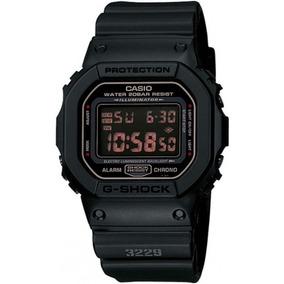 Relógio Casio Masculino G-shock Dw-5600ms-1dr Garantia E Nf
