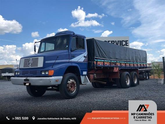 Caminhão Mercedes Benz Mb 1418 Truck