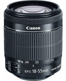 Lente Canon Ef-s 18-55mm F/3.5-5.6 Is Stm Kit Pront Entrega.