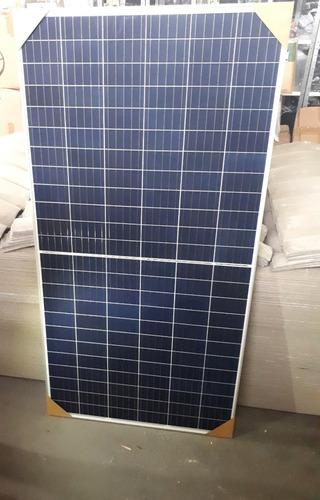 Imagem 1 de 6 de Placa Solar Painel Modulo Fotovoltaico 330wp Kit 2pçs