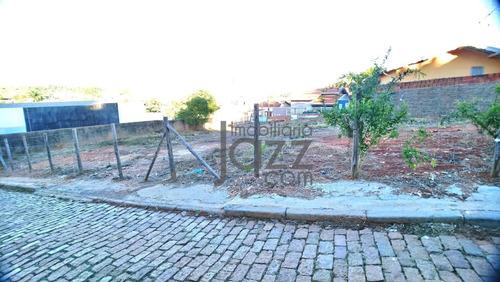 Imagem 1 de 11 de Terreno Comercial À Venda Por R$ 850.000 - Jardim América - Valinhos/sp - Te0987
