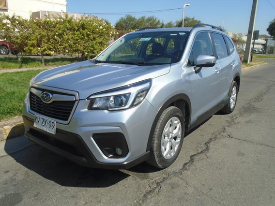 Subaru Forester New Forester Awd Cvt 2.0 2019