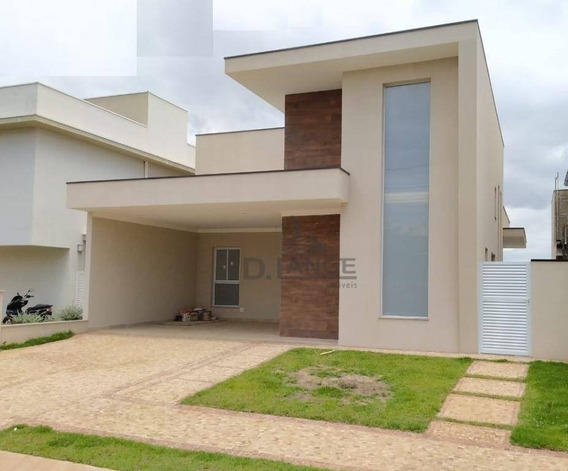 Casa Térrea 3 Suítes À Venda, 207 M² Por R$ 1.149.000,00 - Swiss Park - Campinas/sp - Ca13124