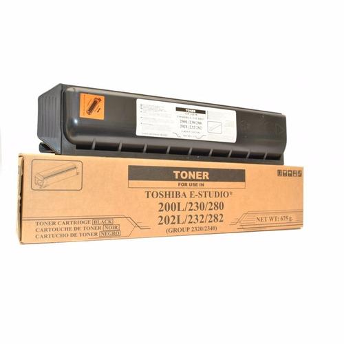 Toner  ( T2320 ) E-studio 200l/202l/ 230 / 280 Tdi