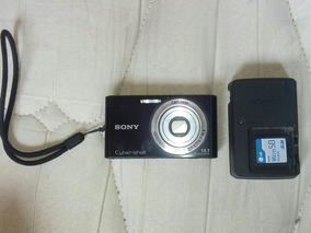 Vendo Câmera Sony Cyber_shot 14.1 Megapixels