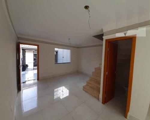 Sobrado A Venda Novo - Com 02 Suite , 02 Vagas, 79 M² Por R$ 580.000,00 - Vila Nivi - V2752 - 69442685