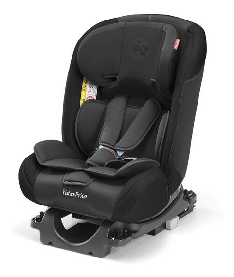 Cadeira Para Auto - De 0 A 36 Kg - All-stages Fix - Preto -