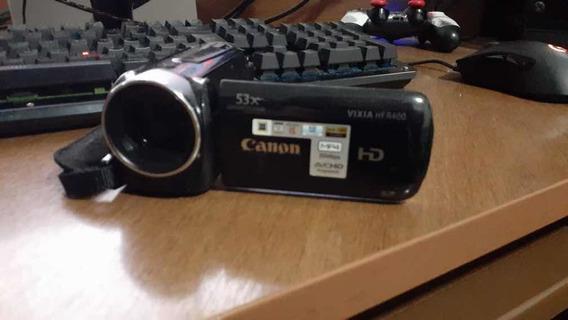 Filmadora Canon Vixia Hf R400