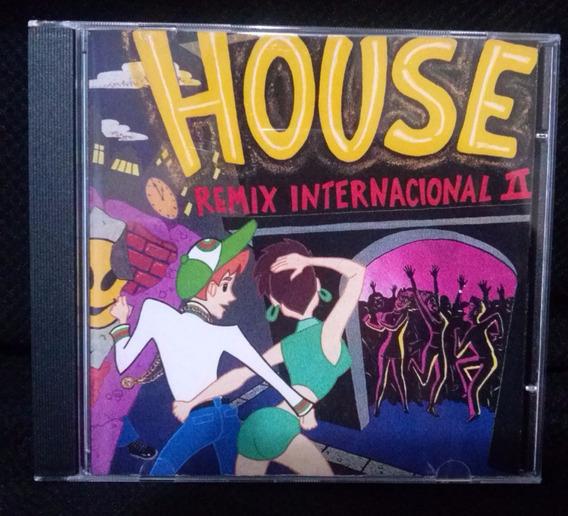 Cd House Remix 1 E 2 - Internacional (preço Por Unidade)