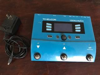 Tc Helicon Voice Live Play Procesador De Efectos Vocales