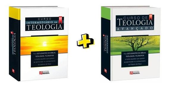 Kit Intermediario + Avançado De Teologia Betesda + Brinde