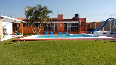Rento Casa Para Fin De Semana O Por Día - Cuautla