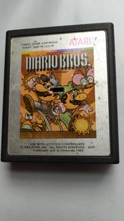 Mario Bros Atari 2600 Game