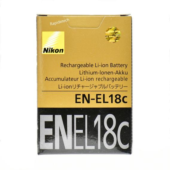 Nova Bateria Nikon En-el18c - Original-d4s D5 D6 D850 Grip