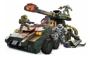 Halo Cañon De Asedio Kodiak Mega Construx