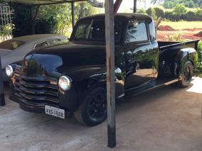 Chevrolet Boca De Sapo Diesel 2.8 Mwm Sprinter Ano 1949.