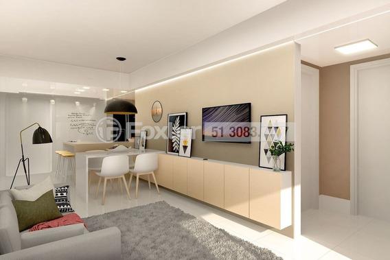 Apartamento, 2 Dormitórios, 72.92 M², Nossa Senhora Das Graças - 191934