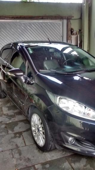 Ford Fiesta Titanium 1.6 16v