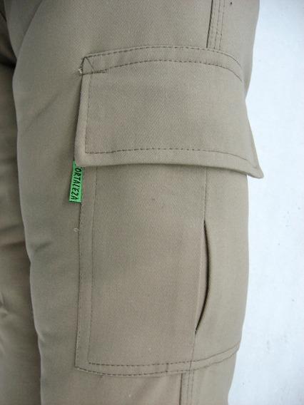 Pantalon Cargo De Trabajo Fortaleza Iva Incl