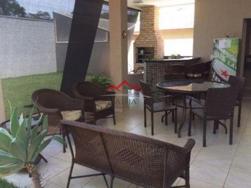 Imagem 1 de 24 de Casa A Venda Em Condomínio Bosque Dos Jatobás, Engordadouro Em Jundiaí. - Ca00373 - 68177722
