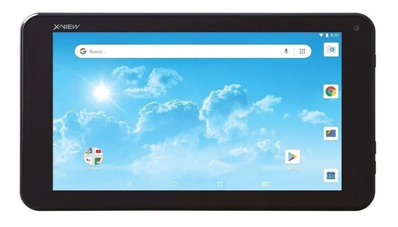 Tablet X-view Proton Neon 7 Pulg Quad Negro 8 Gb